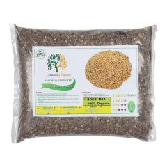 One Mall Best Quality Bone Meal Powder For Plants Fertilizer (1 KG) (Pack of 1)