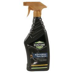 Dull-2-Shine Tyre Spray-250 ml