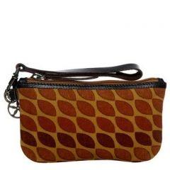 ASPENLEATHER INCA Wristlet Bag