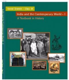 India and the contemporary world 1 class 9 NCRET [Paperback] NCRET Paperback – 5 December 2018