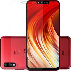 Anti Blueray Screen Protector Temper Glass for Infinix Hot 7 Pro (Saves Your Eyes from Unwanted Rays)