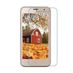 Anti Blueray Screen Protector Temper Glass for Intex Aqua Y4 - Smartphone Mobile