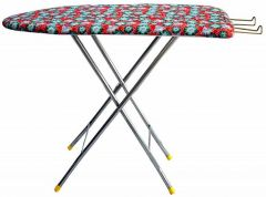 PALOMINO Foldable & Height Adjustable Iron Table Board (15 Inch ) (Multi-Color)