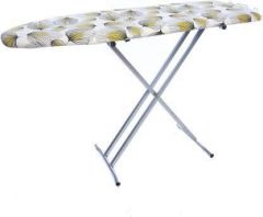 PALOMINO Queen Size IroningTable Stand With Foldable & Height Adjustable (Multi-Color) (Pack of 1)