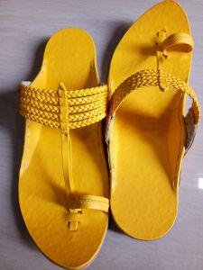 JYOTI FOOTWEAR  Women's Leather Sandal and Slippers