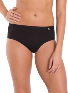 JOCKEY Hipster Cotton Solid High-Rise Panty For Women & Girls (Pack of 3)