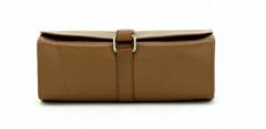 ASPENLEATHER Designer Looking Elegant Leather Jewellery Bag For Women