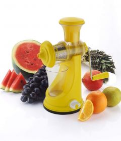Mini Portable Fruits & Vegetable Juicer Easy to use (Multi Color)