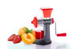 Manual Hand Fruits & Vegetable Nano or Mini Juicer Easy to use (Multi Color)