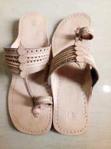 JYOTI FOOTWEAR Women's Casual Leather Sandal and Slippers