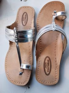 JYOTI FOOTWEAR Women's Comfortable Leather Flats