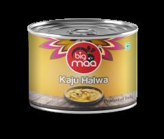 Big Maa Ready To Eat Indian Sweets Kaju Halwa (Cashew Halwa) Good Taste (150 G) (Pack of 1)