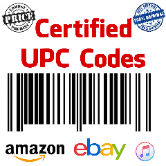 MohitEnterprises | Toddler Toy Upc Gs1-Approved Bar-Code For Amazon India, Ebay, Flipkart, Amazon Usa, 100% Genuine (5000)