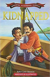 Kidnapped (Immortal Illustrated Classics)