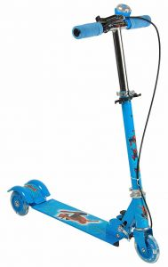 Road Runner Grand Foldable Smart Kick Scooter For 5 To 14 Years Kids (Pack Of 1)