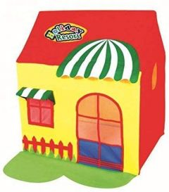 RSTrading Kismis Tent House For Unisex Kids Holiday Resort