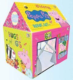 RSTrading Kismis Tent House For Unisex Kids Peppa Pig