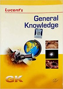 Lucent's General Knowledge Paperback – 1 January 2019