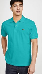 Mens High Quality Slim Fit Legacy Short Sleeve Pique Polo Shirt with Collar (Size: XL)