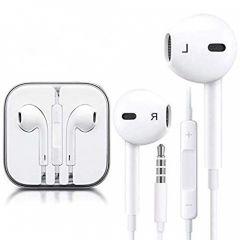 Universal Headphones Wired Earpods For All Smartphones