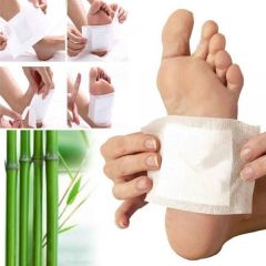 kinoki Cleansing Detox Foot Pads Ginger and  salt Foot Patch