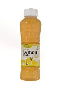 Natraj The Right Choice Lemon Sharbat Syrup