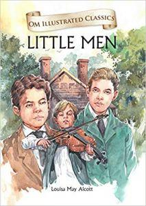 Little Men: Om Illustrated Classics