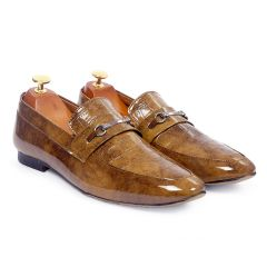 Bxxy Men's Formal Pu Leather Loafer & Moccasins with Good Looking Shoes