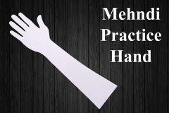 Cyalerva Reusable Acrylic Mehndi Practice For Girls & Woman