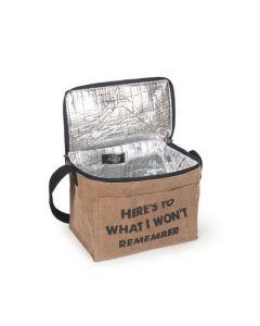 ASPENLEATHER Insulated Beer Cooler Bag
