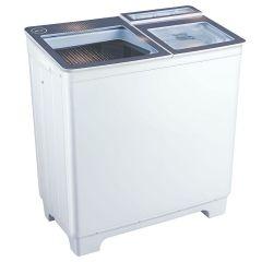 Godrej Steel Drum Semi-Automatic Washing Machine |WS 800 PDS Lilac Sprinkle| (Wash capacity: 8 kg)