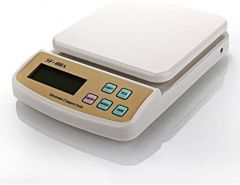 Ketmart Digital Kitchen SF-400A 10kg Multipurpose LCD Screen Digital Weighing Scale Machine Weight for Measuring Fruits