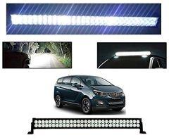 After Cars Mahindra Marazzo 22 Inch 40 LED Roof Bar Light, Fog Light