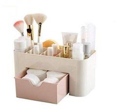 Cosmetic Box Organizer Makeup Organizer Box Space Saving Makeup Brush & Lipstick Box