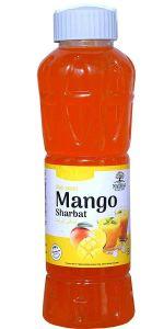 Natraj The Right Choice Mango Sharbat Syrup, 750 ml