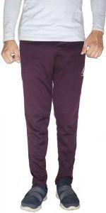 Men's and Women's Regular Fit Solid Color Sleek Side Back Pockets Track Pants