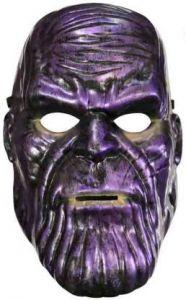 PTCMART Marvel Avengers Thanos Mask (Multicolor, Pack of 1)