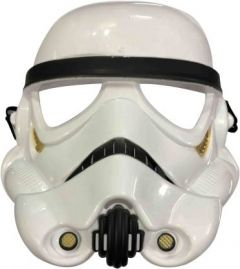 PTCMART Mask For Party Party Mask  (White, Pack of 1)