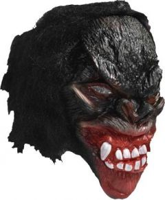 PTCMART Mask Long Black HALLOWEEN SCARY PARTY GHOST MASK, 06 Party Mask  (Multicolor, Pack of 1)