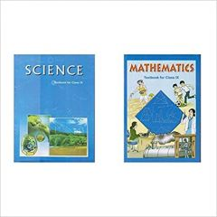 NCERT BOOK FOR MATH AND SCIENCE IN CLASS 9th (COMBO PACK) [Paperback] NCERT Paperback – 1 January 2019
