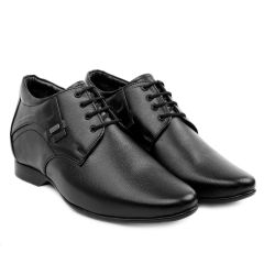 Bxxy's 3 Inch Height increasing Formal Leather Derby Shoes for all ocassions