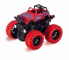 Push-N-Go Mini Monster Truck Toy For Kids (Pack Of 1)