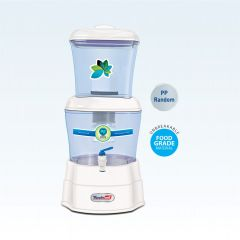 Gravity Water Purifier - White