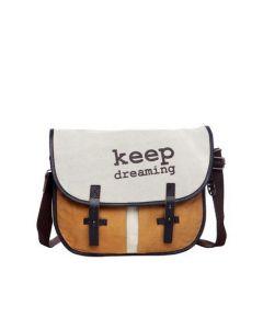 ASPENLEATHER Melange Messenger Bag