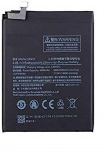 High-Quality 3000 mAh Rechargeable Mobile Battery Compatible For Redmi Y1 and A1 (Pack of 1)