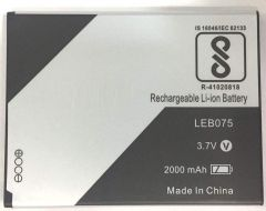 High-Quality 2000 mAh Rechargeable Mobile Battery Compatible For Lava A67 (Pack of 1)