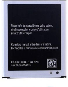 High-Quality Rechargeable Mobile Battery Compatible For Samsung Galaxy S Duos 3 SM-G313H S Duos 3-VE SM-G316HU (Pack of 1)