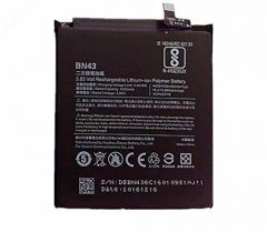 High-Quality Rechargeable Mobile Battery Compatible For Xiaomi Redmi Mi Note 4 Model BN43 (Pack of 1)