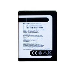 High-Quality 2500 mAh Rechargeable Mobile Battery Compatible For Panasonic P55 (Pack of 1)