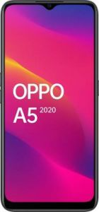Oppo A5 2020 Mobile Phone (3GB RAM, 64GB Storage with 5000mah Battery) (Mirror Black) (Pack of 1)